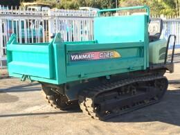 YANMAR Carrier dumps C12R 2006