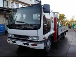ISUZU Crane trucks KC-FRR33L4                                                                                                                     1997/8