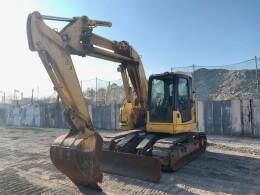 KOMATSU Excavators PC128UU-8  2013