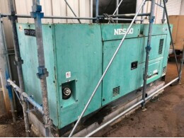 日本車輌製造 発電機 NES90EI                                                                         2004年