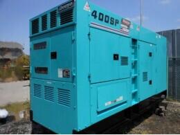 デンヨー 発電機 DCA-400SPK2                                                                         2001年
