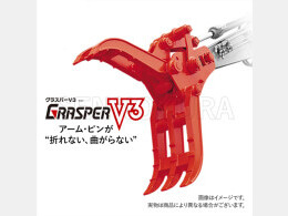 TAGUCHI Parts/Others(Construction) グラスパーV3  タグチ工業 フォーククラブ GT-40 3点式 4t〜5t 新品
