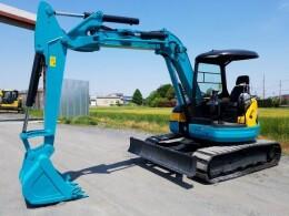 KUBOTA Mini excavators RX-505 2010