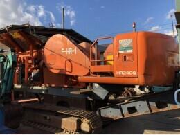 日立建機 環境機械 HR240G                                                                         2004年