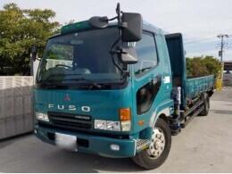 MITSUBISHI FUSO Crane trucks KL-FK61HKZ                                                                                                                     2001/3