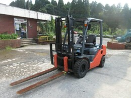 TOYOTA Forklifts 02-8FD25 2017
