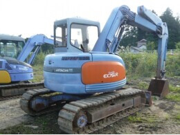 HITACHI Excavators EX75UR-1                                                                         2000