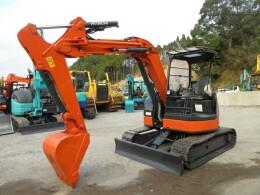 HITACHI Mini excavators ZX55UR-3 2012