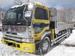 UD TRUCKS Crane trucks CW53CVH改                                                                                                                     1998/6