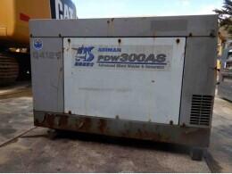 北越工業 発電機 PDW300AS                                                                         2007年