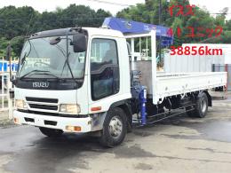 ISUZU Crane trucks ADG-FRR90K3S 2007/9