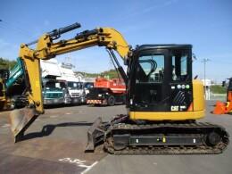 CATERPILLAR Excavators 308E2 SR 2017