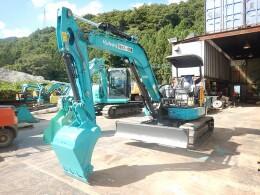 KUBOTA Mini excavators U-55-6 2015