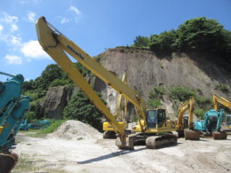 KOMATSU Excavators PC200LC-8 2006