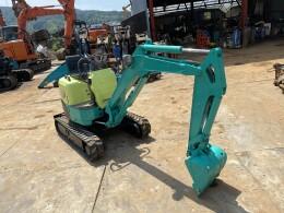 YANMAR Mini excavators ViO10-2