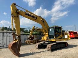 KOMATSU Excavators PC200-10  2014