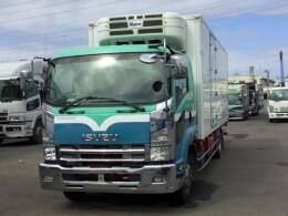 ISUZU Freezer/Refrigerated trucks PKG-FRR90S2 2010/6