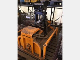 Others Wood chippers/Crushers 三陽機器 ハンマーナイフモア HKM1100FK-CFK  PC120用芝刈機