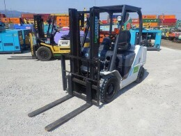 UNICARRIERS Forklifts FD25T5 2016