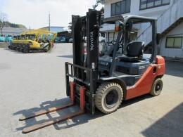 TOYOTA Forklifts 02-8FGL25 2014