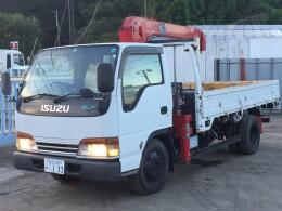ISUZU Crane trucks KR7H-7408093 2001/9