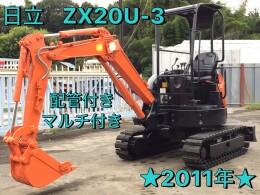 HITACHI ZX20U-3 2011