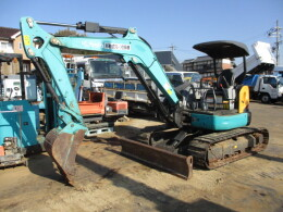 KUBOTA Mini excavators U-40-6 2011