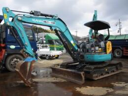 KUBOTA Mini excavators U-40-6 2015