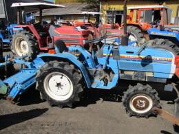 三菱 トラクター MITSUBISHI farm tractor MT1601D (#10266) 1985年