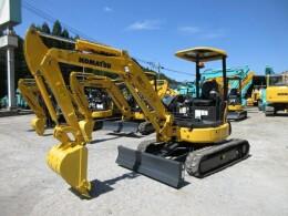 KOMATSU Mini excavators PC35MR-3 2014