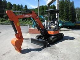 HITACHI Mini excavators ZX30U-5A 2015