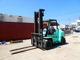 MITSUBISHI Forklifts FD70N 2014