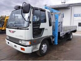 HINO Crane trucks U-FX3HKAA                                                                                                                     1994/3