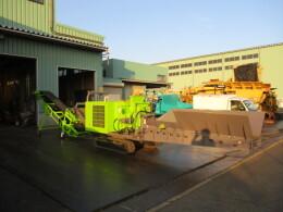 その他メーカー 環境機械 YJ550DC 長尺いけます 竹破砕機