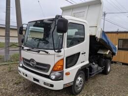 HINO Dump trucks TKG-FC9JCAP 2016/11