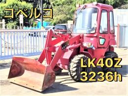 コベルコ建機 タイヤショベル(ホイールローダー) LK40Z 1997年