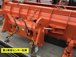 HITACHI Parts/Others(Construction) ZW100用 アングリングプラウ 未使用
