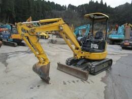 KOMATSU Mini excavators PC27MR-3 2009