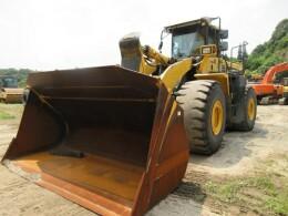 KOMATSU Wheel loaders WA500-6 2012