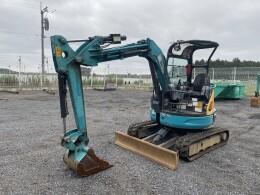 KUBOTA Mini excavators RX-406 2010