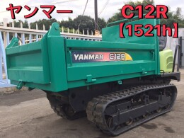 YANMAR Carrier dumps C12R 2004