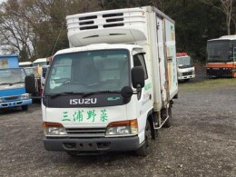 ISUZU Freezer/Refrigerated trucks KK-NKR71EAV 2000/10