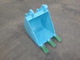 TAGUCHI Attachments(Construction) 0.03m3/幅狭バケット/300mm    取付機種(ZX10U/SK10SR/PC10/RX153/VIO10等)