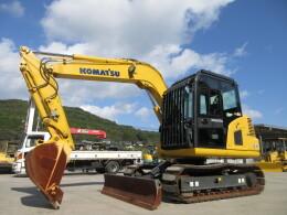 KOMATSU Excavators PC60-8 解体仕様 往復配管 フロントガード マルチ 2014