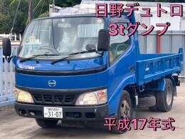 HINO Dump trucks PB-XZU311T 2005/10