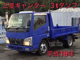 MITSUBISHI FUSO Dump trucks PDG-FE71DD 2007/9