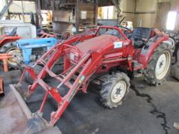 三菱 トラクター MITSUBISHI farm tractor MT205D F/L (#10284) 1985年