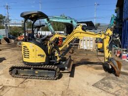 YANMAR Mini excavators ViO20 (ViO20-6) キャノピー仕様 標準 2019