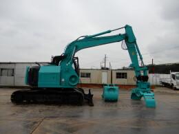 KOBELCO Excavators SK135SR-1ES