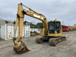 KOMATSU Excavators PC128US-8  2013